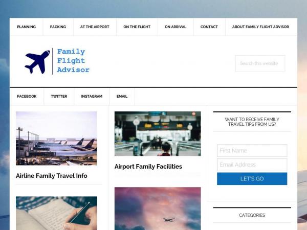 familyflightadvisor.com
