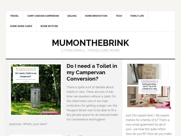 mumonthebrink.com