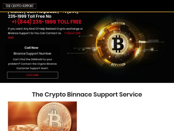 thecryptosupport.com