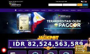 388hero Situs Judi Online Casino Bola Daftar Sbobet Terpercaya