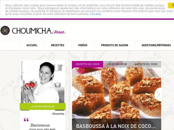 Choumicha