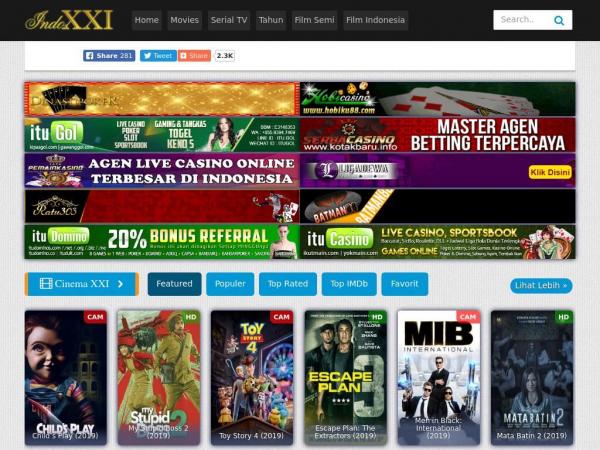 Indoxxi Nonton Online Film Cinema 21 Terbaru Indoxx1