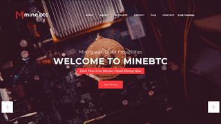 Want To Start Bitcoin Cloud Mining Find The Best Cloud Minebtc Io
